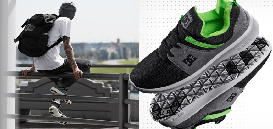 Акции DC Shoes в Нефтегорске